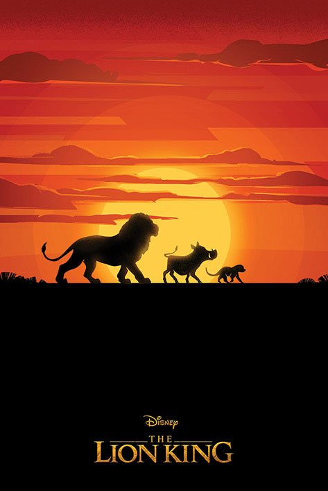Le Roi Lion pack posters Long Live The King 61 x 91 cm (5)