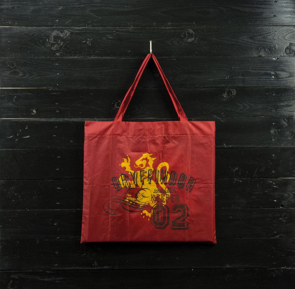 Harry Potter sac shopping Quidditch