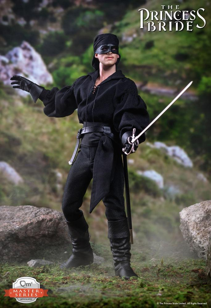 Princess Bride figurine Master Series 1/6 Westley/Dread Pirate Roberts 30 cm
