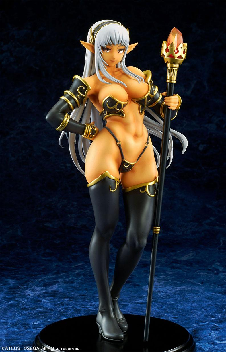 Dragon's Crown statuette 1/7 The Dark Elf Beastmaster 30 cm