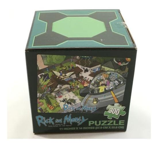 Rick et Morty Puzzle LC Exclusive