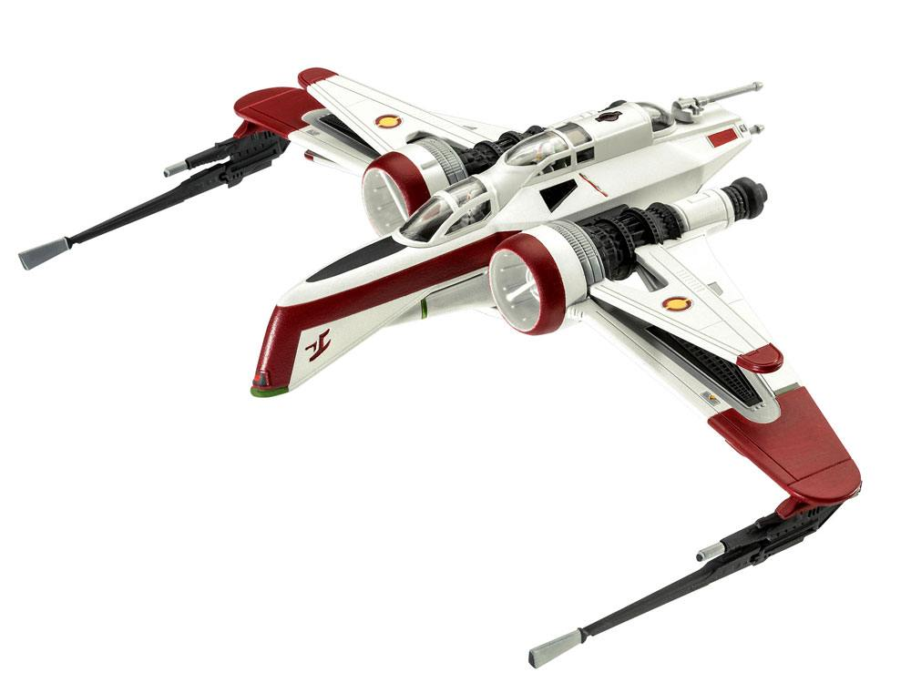 Star Wars maquette 1/83 ARC-170 Fighter 10 cm