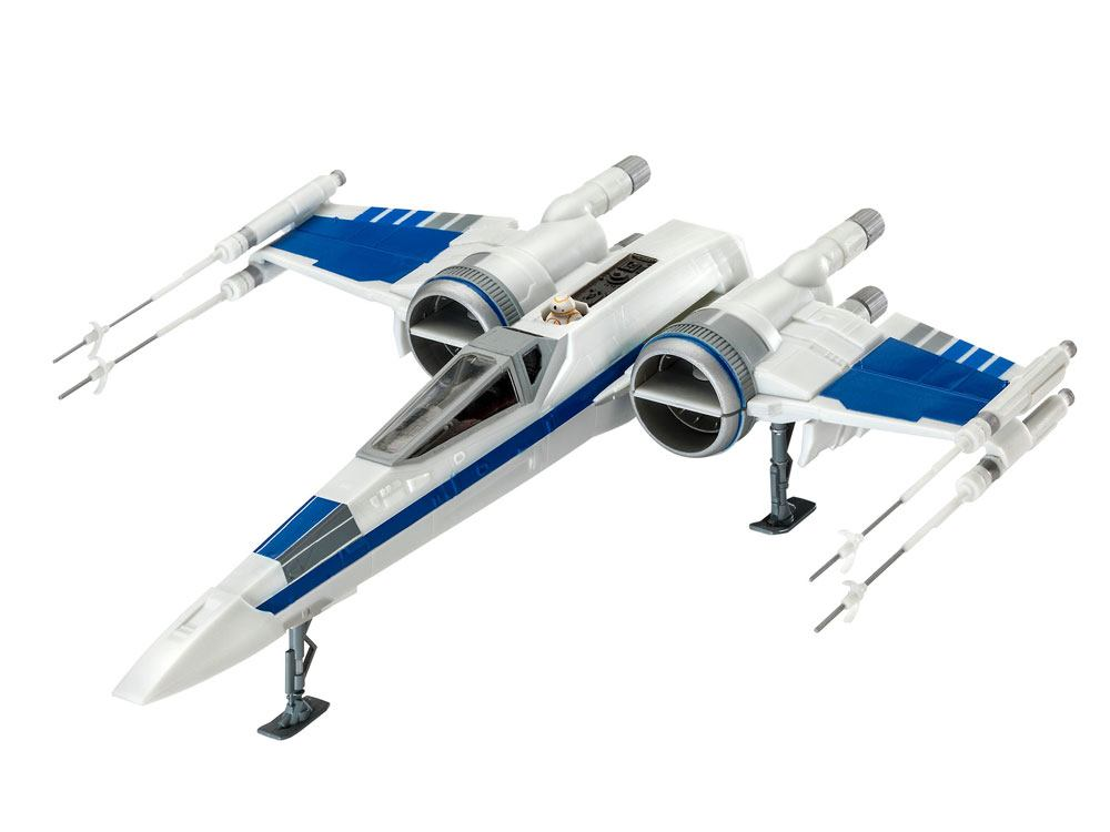 Star Wars maquette 1/50 Resistance X-Wing Fighter 25 cm