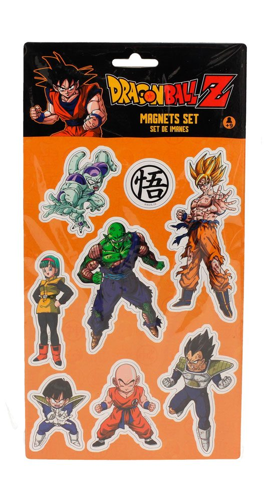 Dragon Ball pack aimants Set B