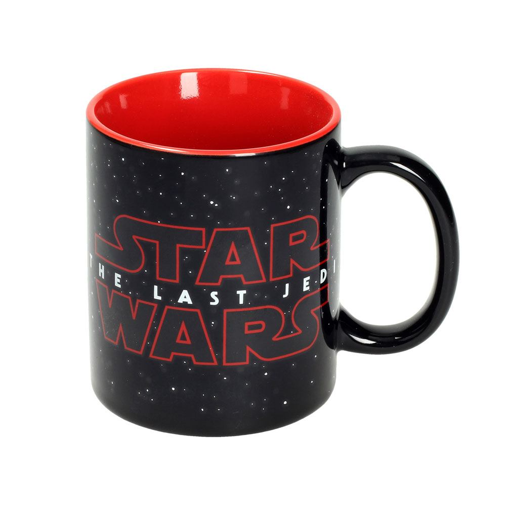Star Wars Episode VIII mug Logo