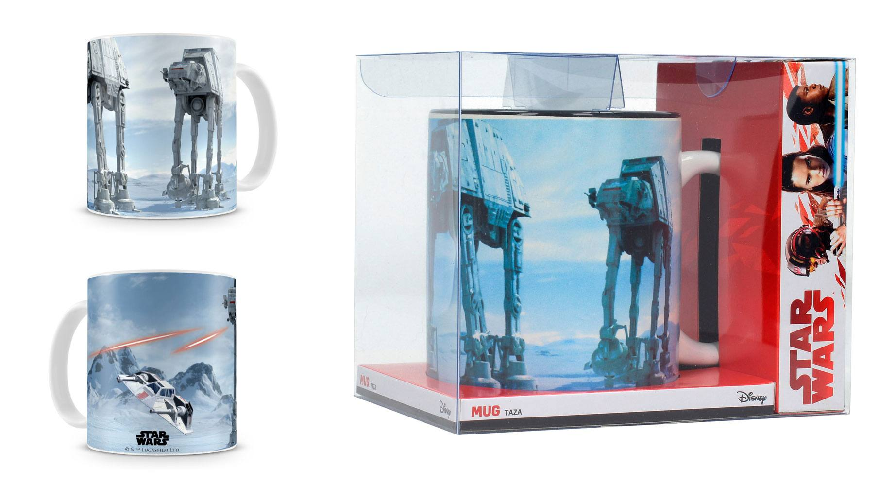 Star Wars Episode VIII mug Battle
