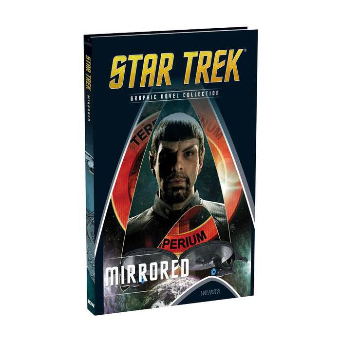 Star Trek Graphic Novel Collection bandes dessinées Vol. 17: Mirrored (10) *ANGLAIS*