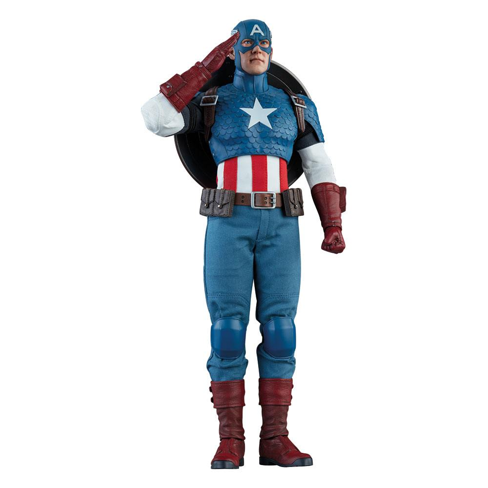 Marvel Comics figurine 1/6 Captain America 30 cm