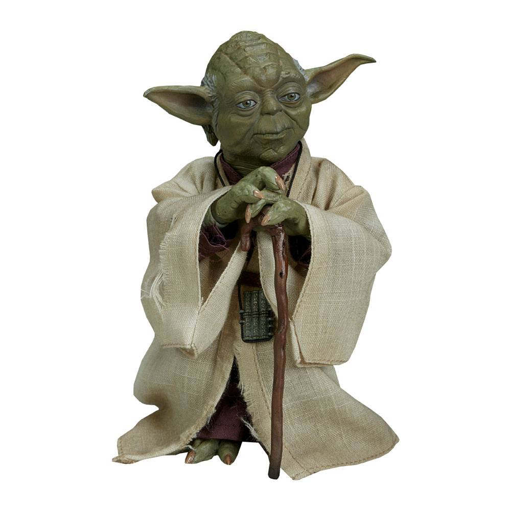 Star Wars Episode V figurine 1/6 Yoda 14 cm