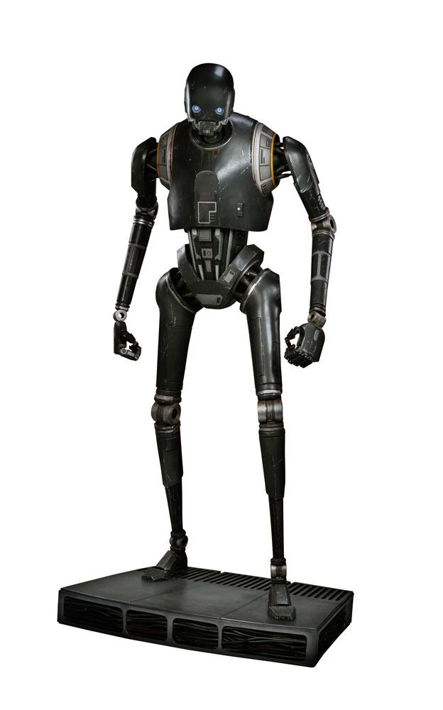Star Wars Rogue One statuette 1/1 K-2SO 239 cm