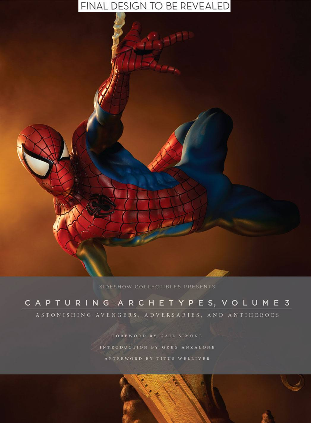 Sideshow Collectibles livre Capturing Archetypes - Volume 3: Avengers, Adversaries & Antiheroes