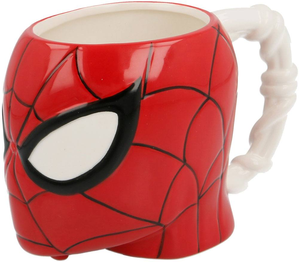 Marvel mug 3D Spider-Man