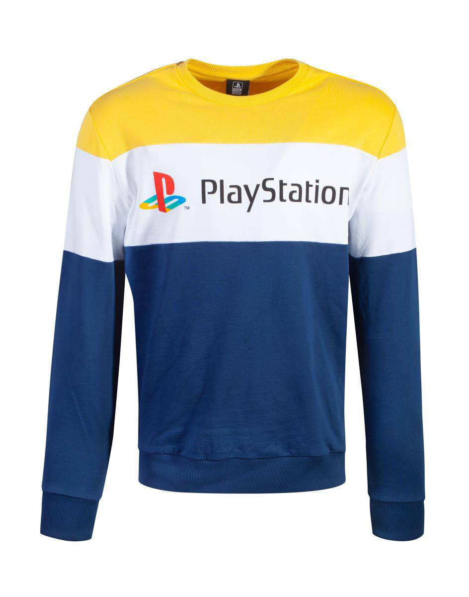 Sony PlayStation Sweater Colour Block (S)