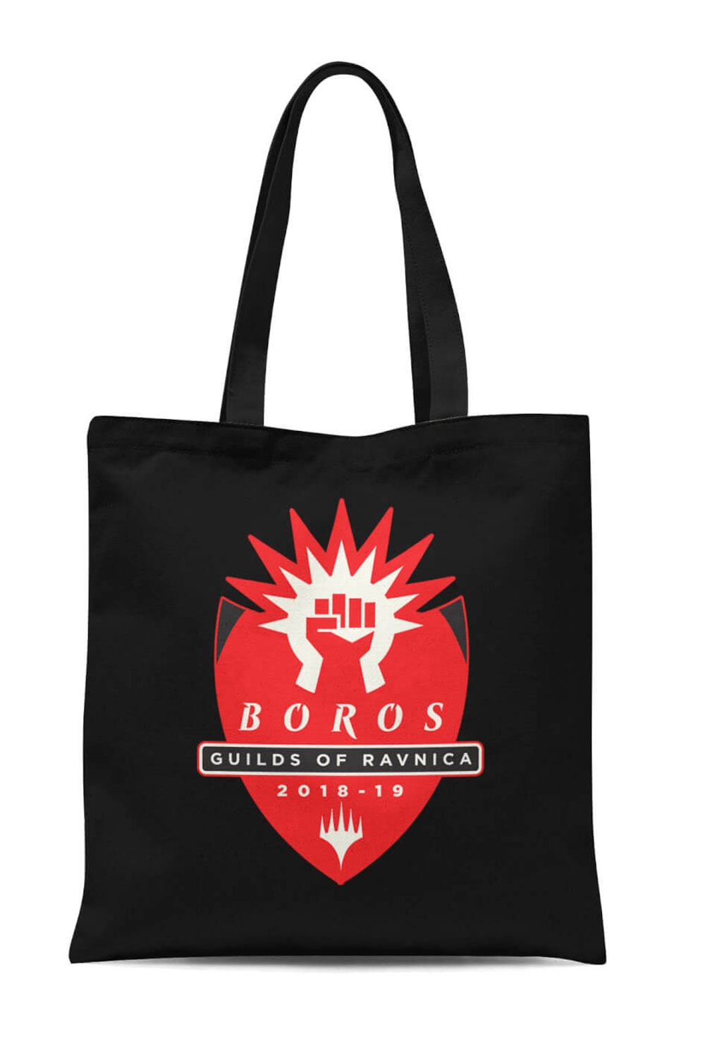 Magic the Gathering sac shopping Boros