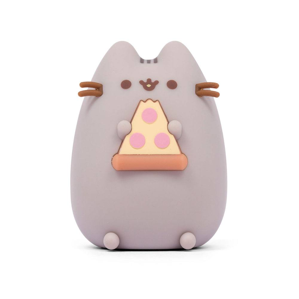 Pusheen haut-parleur Bluetooth Pizza