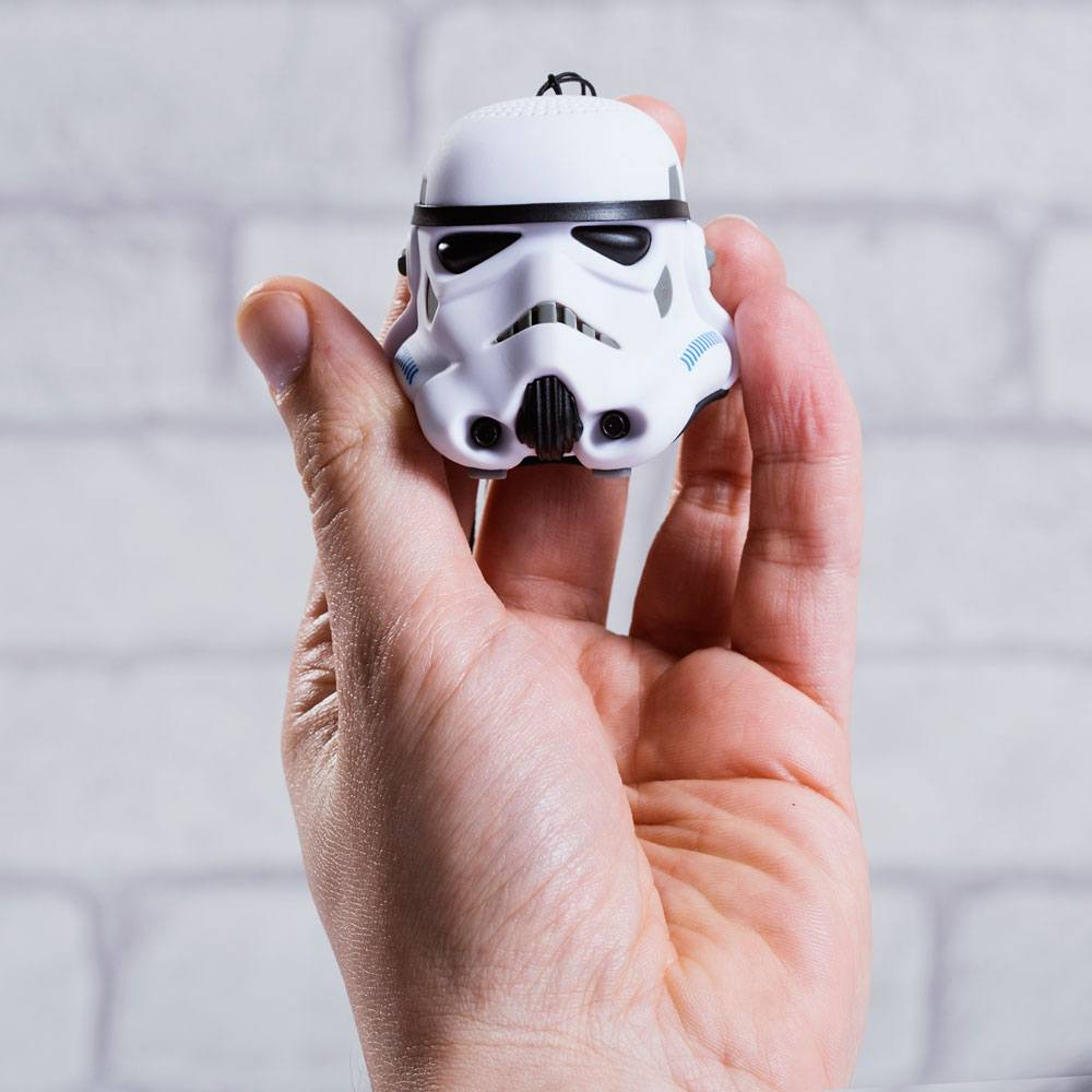 Original Stormtrooper mini haut-parleur Bluetooth