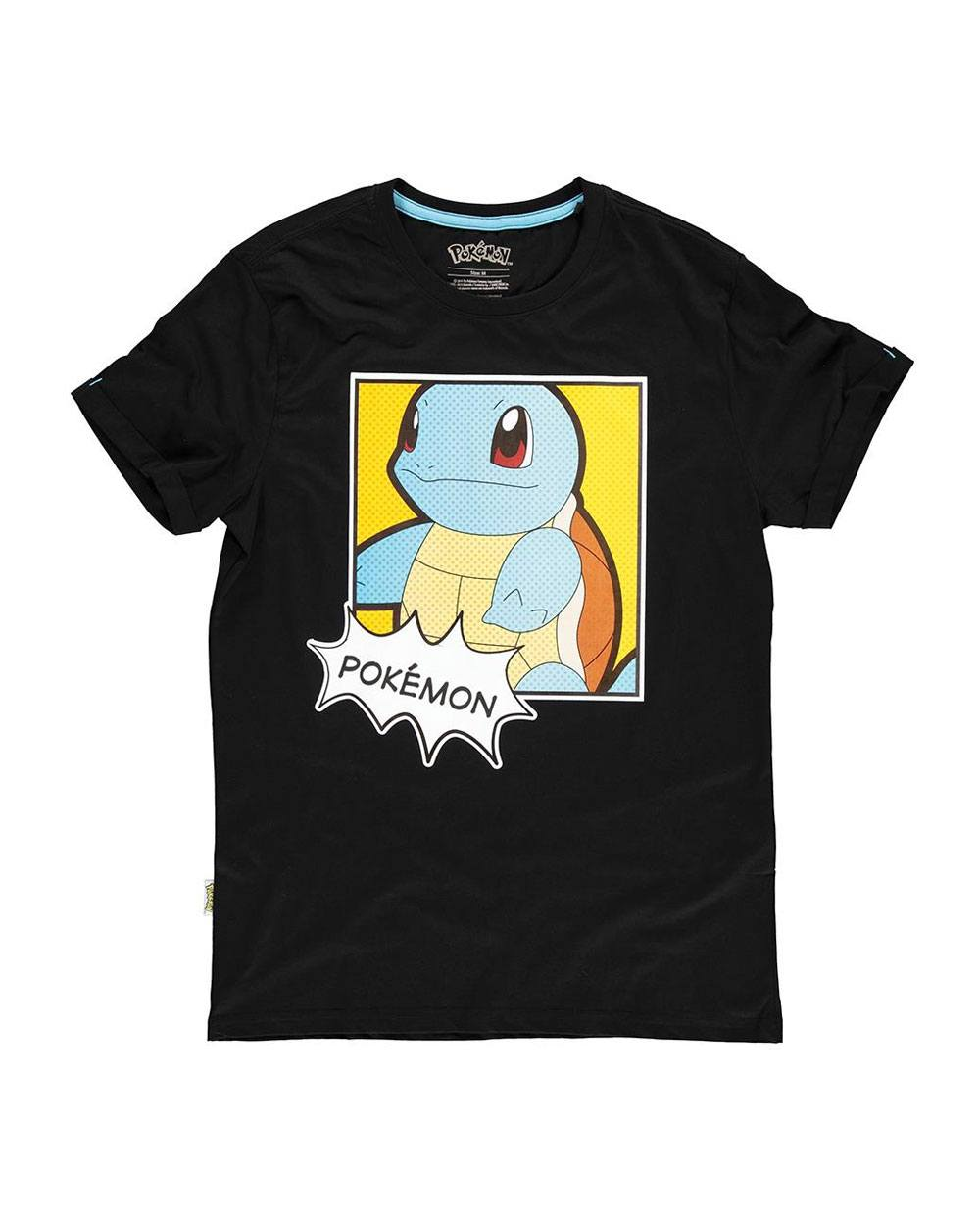 Pokémon T-Shirt Carapuce Pop (S)