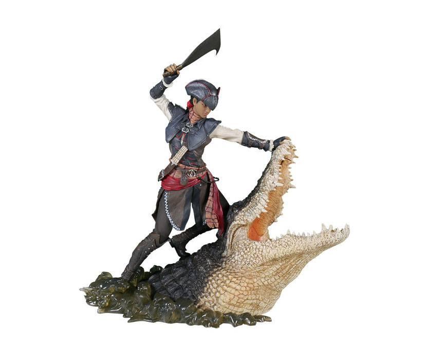 Figurine Assassin/'s Creed Liberation Statuette Aveline de Grandpré 27 cm