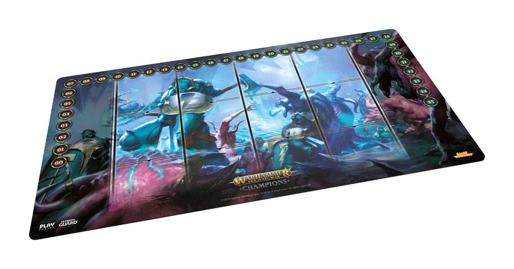 Warhammer Age of Sigmar: Champions Play-Mat Order: Triumphant Smash 64 x 35 cm