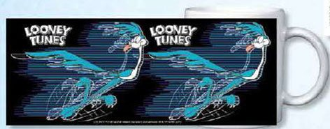 Looney Tunes mug Roadrunner