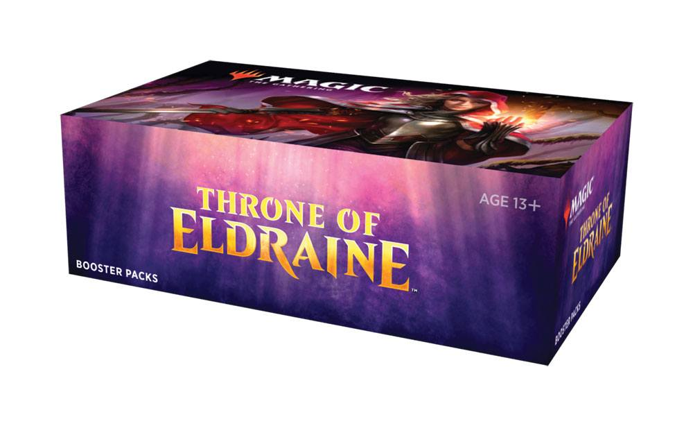 Magic the Gathering Throne of Eldraine présentoir boosters (36) *ANGLAIS*