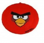 ANGRY BIRDS Frisbee ou disque volant rouge