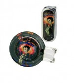 BETTY BOOP Coffret cendrier et briquet Betty Caliente