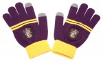 HARRY POTTER Gants E-Touch Gryffindor Purple
