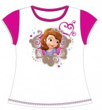 SOFIA THE FIRST T-shirt princesse fille visage