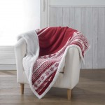 Plaid couverture Sherpa Collection Finland