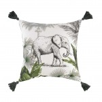Coussin Collection Jungle Equatoriale