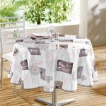 Nappe ronde Collection Zuzanne