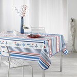 Nappe rectangle Collection Esprit Marin