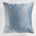 Coussin Velours Sherpa Collection Austral