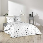 Parure Housse de couette Microfibre imprime Collection Madison