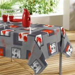 Nappe rectangle PVC Modele Euphoria 140 x 240 cm