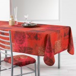 Nappe rectangle polyester Modele Roxane 150 x 240 cm
