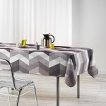 Nappe rectangle polyester imprimé Collection Ultragraphic