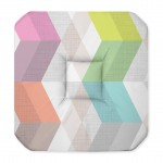 Coussin Galette de chaise assise Collection Ultragraphic