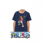 ONE PIECE T-shirt enfant Luffy Fight