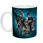STAR WARS Mug Rey Finn & Chewbacca 320 ml