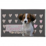 Tapis Multi-usage Modele Dog Sweet Love