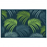 Tapis Multi-usage Modele Blue Vegetal