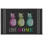 Tapis Multi-usage Modele Love Ananas