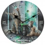 Horloge Chat et Chatons
