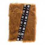 STAR WARS Carnet de notes Premium A5 Chewbacca Fur