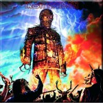 IRON MAIDEN Magnet Wicker Man