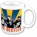 THE BEATLES Mug Shine Behind