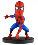 SPIDER%AN Marvel Classic Extreme Head Knocker Spider-Man 13 cm