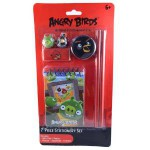 ANGRY BIRD Set papeterie 7 pièces